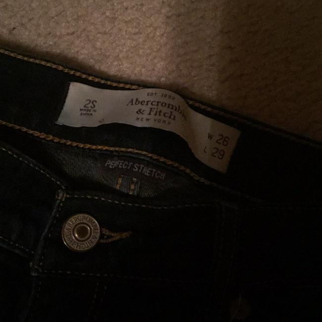 Abercrombie & Fitch Skinny Pants Dark wash, blue Image 2