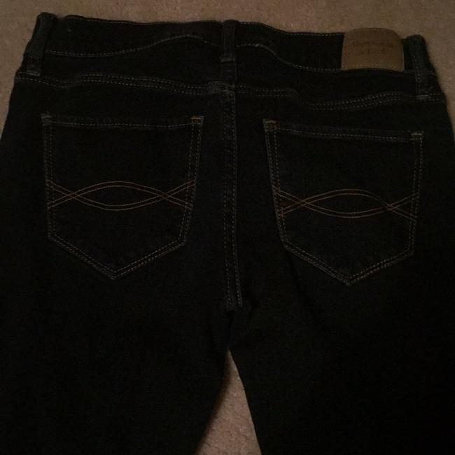 Abercrombie & Fitch Skinny Pants Dark wash, blue Image 3