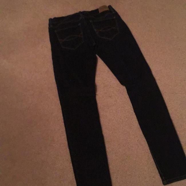 Abercrombie & Fitch Skinny Pants Dark wash, blue Image 4