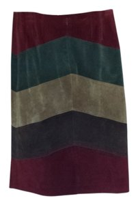 Lord & Taylor Skirt Multi