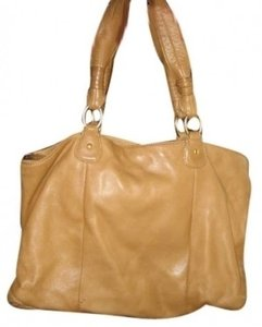 Sigrid Olsen Really Really Soft Buttery Leather Almost Chamois Shoulder Bag