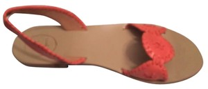 Jack Rogers Coral Sandals