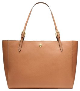 Tory Burch York Tote in Luggage