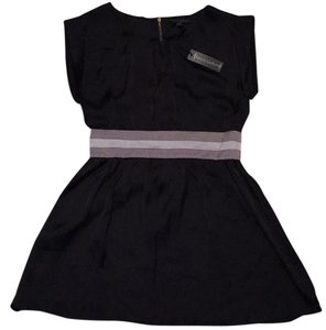 Lucca Couture short dress Blac on Tradesy