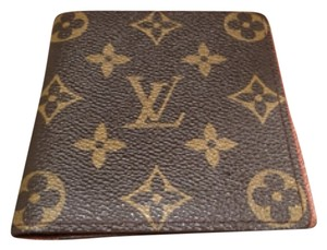 Louis Vuitton 100% Authentic Louis Vuitton Monogram Bifold Wallet