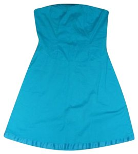Charlotte Russe short dress Blue on Tradesy