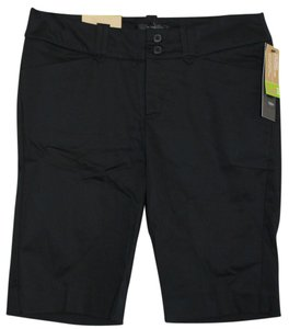Mossimo Supply Co. Bermuda Shorts Black