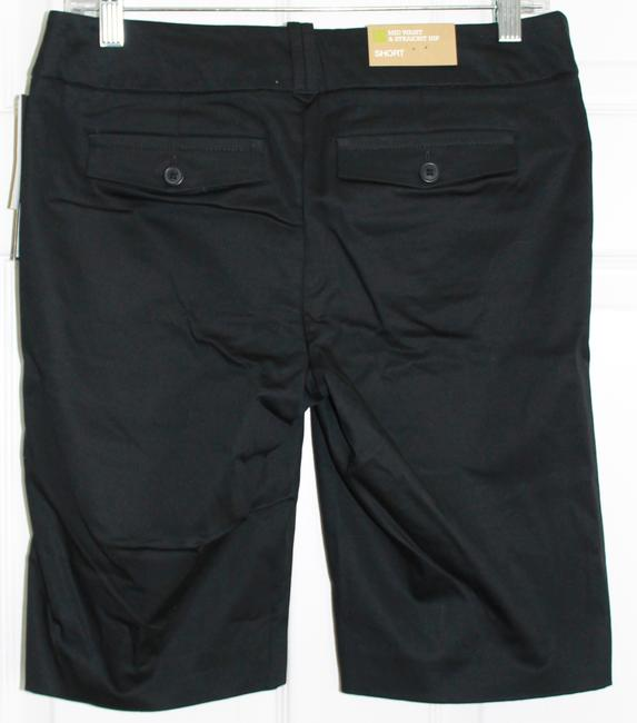 Mossimo Supply Co. Bermuda Shorts Black Image 1
