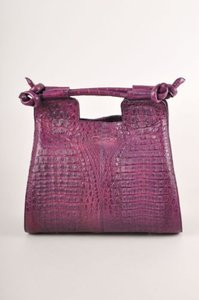 Kathryn Allen Purple Tote