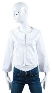Chanel Boutique 99a Top White