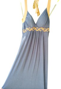 Cornflower Blue Maxi Dress by Jolie