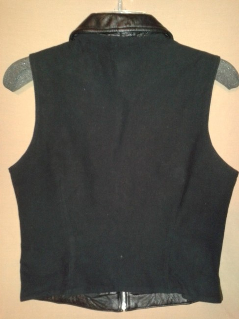 Wilsons Leather Top Black