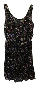 Urban Renewal short dress Flower printed on Tradesy