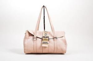 Prada Light Leather Shoulder Bag