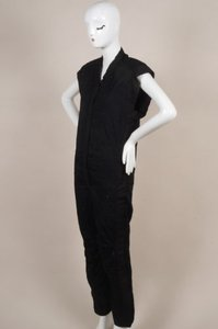 Isabel Marant Black Knit Sequin Beaded Embellished Sleeveless Dress