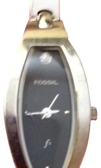 Fossil Fossil Watch With Real Diamond On Face