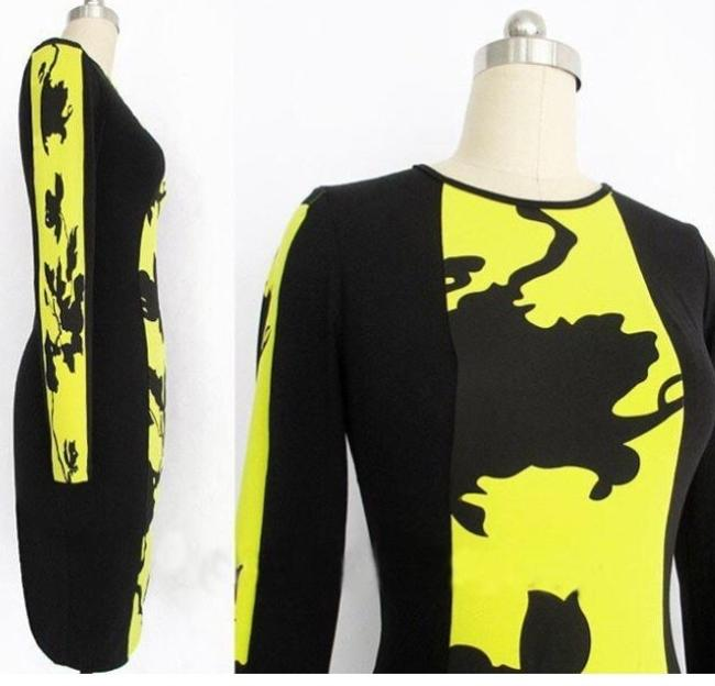 Other short dress Black And Yellow on Tradesy Image 1