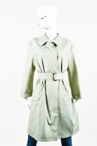 Burberry London Pale Trench Coat