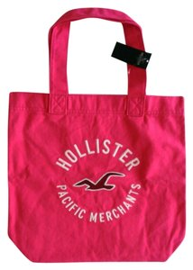 Hollister Tote in light red