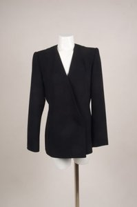 Valentino Boutique Black Wool Jacket