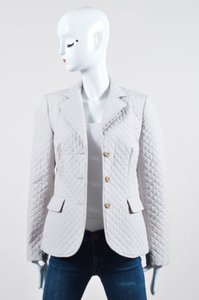 Salvatore Ferragamo Light Gray Jacket