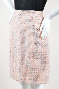 Chanel Vintage Boutique 94p Skirt Pink
