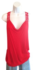 Buffallo David Bitton Top Red