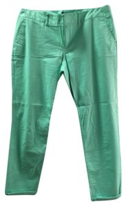 The Limited Capris mint green