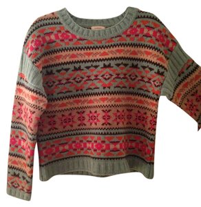 Sundance Knit Boho Chunky Sweater