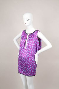 Marc Jacobs Heart Top Purple