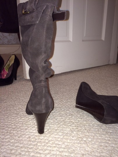Kelly & Katie Taupe Boots