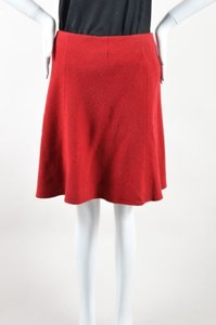 Karl Lagerfeld Vintage Skirt Red