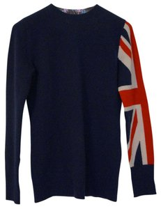C3 Cashmere Union Jack Sweater