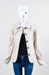 Magaschoni Collection Button Front Jacket 12p Coat