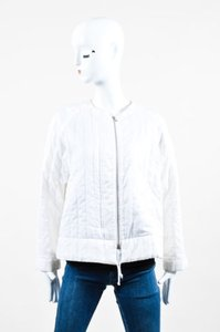 Jil Sander Lightly White Jacket