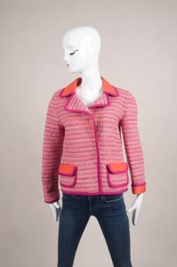 Marc Jacobs Orange Pink Jacket