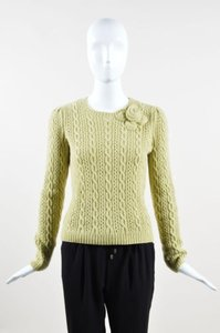 Oscar de la Renta Light Sweater