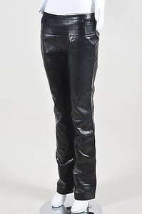 Chanel 02a Leather Pants