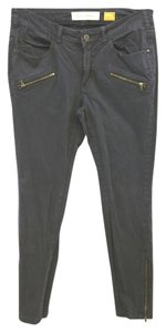 Anthropologie Pilcro And The Letterpress Skinny Pants FADED BLACK