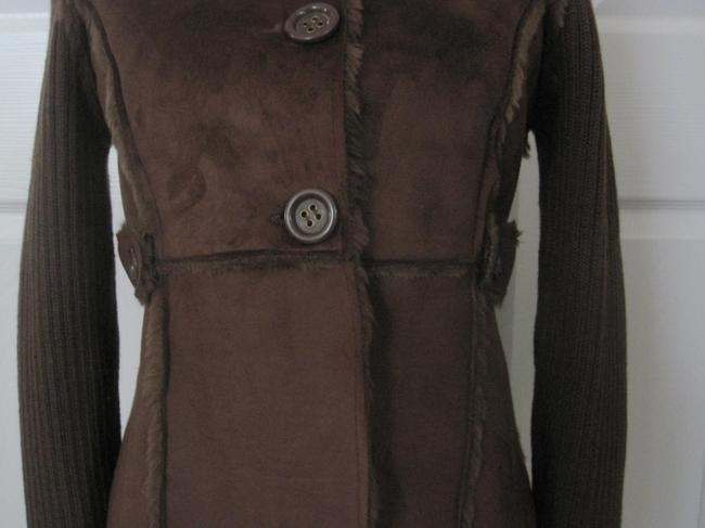 JJ Basics Brown Jacket