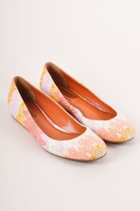 Missoni Multi-Color Flats