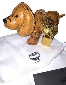 MCM Brand new in box MCM Signature Dog Charm!
