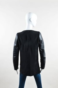 3.1 Phillip Lim Silk Top Black
