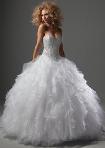 Mori Lee 88001 Wedding Dress