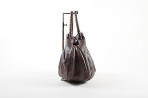 Bottega Veneta Pebbled Hobo Bag