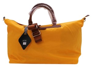 Co-Lab by Christopher Kon Tote in Yellow
