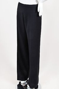 Chanel 03a Wool Crepe Pants