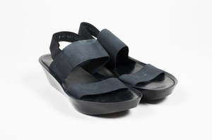 Robert Clergerie For Barneys Black Sandals