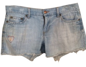 Old Navy Denim Shorts-Light Wash
