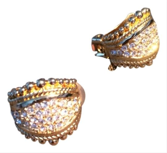 Preload https://item4.tradesy.com/images/dior-crystals-and-gold-vintage-christian-swarovski-earrings-1095333-0-0.jpg?width=440&height=440